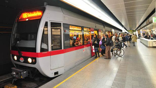 U Bahn Station Westbahnhof Kurzfristig Gesperrt Kurierat