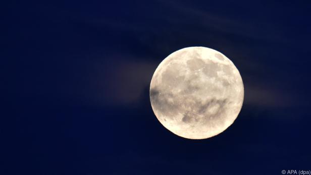 Glaube, dass der Mond Menschen beeinflusst, ist weit verbreitet