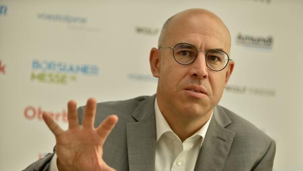 IfW-Präsident Gabriel Felbermayr gab seine Einschätzung ab