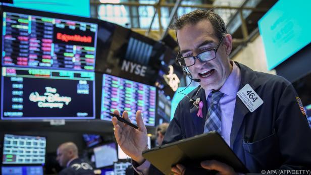 Der Dow Jones sank nach Meldungen zum Handelskonflikt mit China