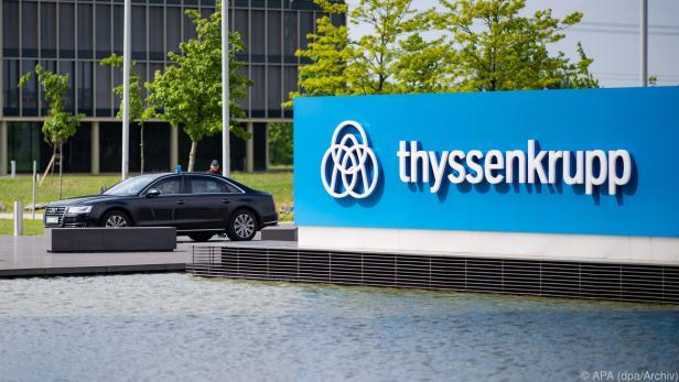 Thyssenkrupp wird tausende Stellen abbauen