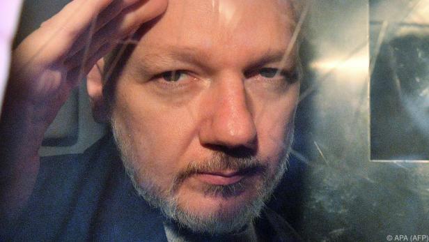 Gegen Assange gibt es Vergewaltigungsvorwürfe