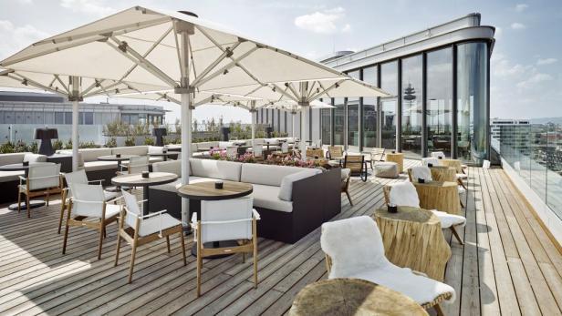 Besonder beliebt bei Wien-Urlaubern: Hotel Andaz am Belvedere