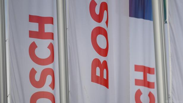 Bosch akzeptierte die Strafe