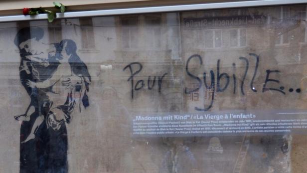 Werk Von Street Art Ikone Blek Le Rat Gerettet Kurierat
