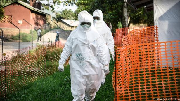 Attacken behindern den Kampf gegen die Ausbreitung der Seuche