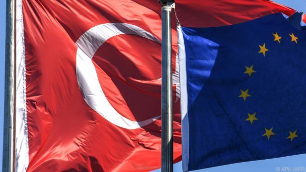 EU kritisiert Stand der Rechtsstaatlichkeit in der Türkei