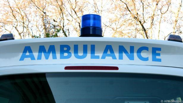 Der Vierjährige wurde in das Krankenhaus Kufstein eingeliefert