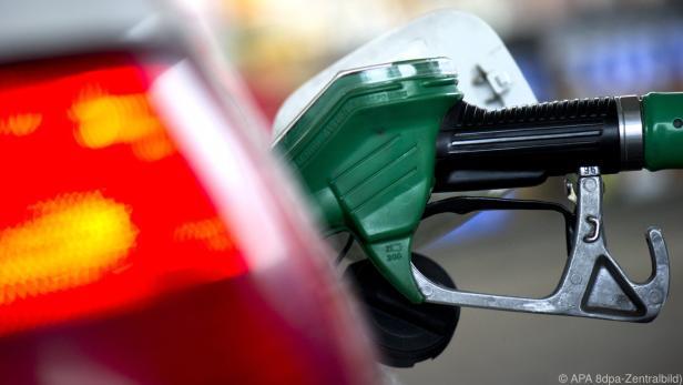 Italien liegt bei Benzin und Diesel im europäischen Spitzenfeld