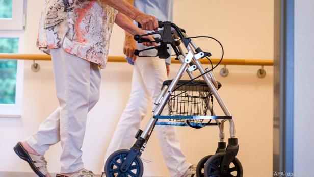 Das Pflegegeld soll erstmals mit 1. Jänner 2020 erhöht werden