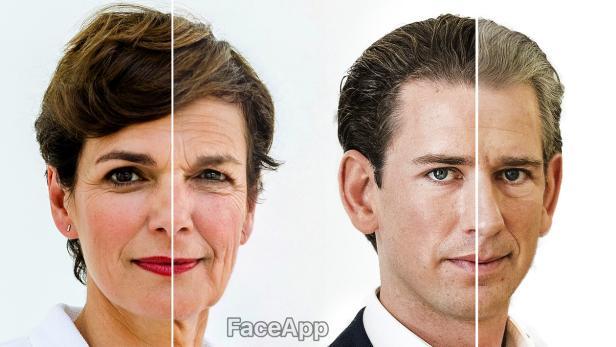 wie kann ich älter aussehen
