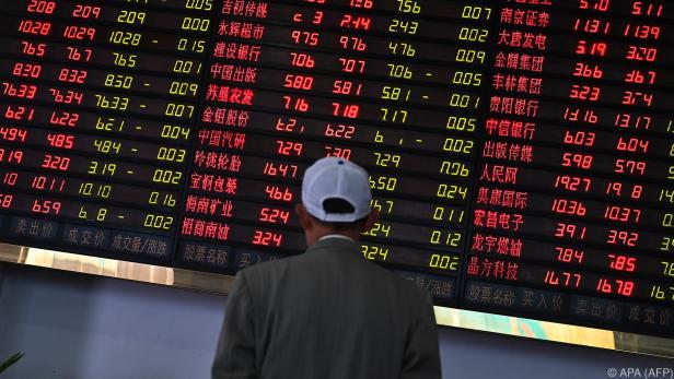 Shanghai ist Wirtschaftszentrum von China