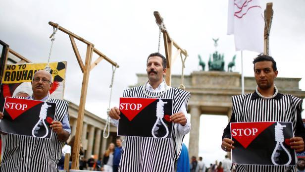 Ihr Droht Die Todesstrafe Deutschland Schob Christin In Iran Ab Kurier At
