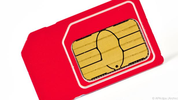 Ermittler wollten die SIM-Karte eines Handys duplizieren lassen