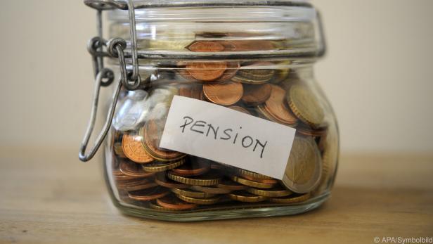 Die Pensionskassen sind gefüllt