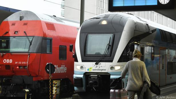 ÖBB-Konkurrent Westbahn sieht sich benachteiligt