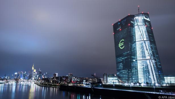 Die EZB will ab November wieder Anleihen kaufen