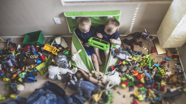 Darf ich das Zimmer meines Kindes aufräumen? | kurier.at
