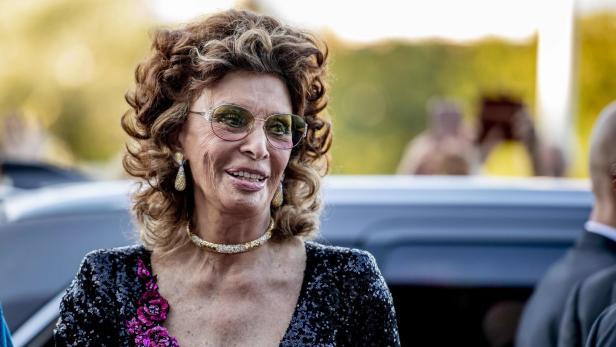 Sophia Loren Heute