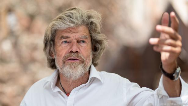 Reinhold Messner gilt als Mann der vielen Rollen