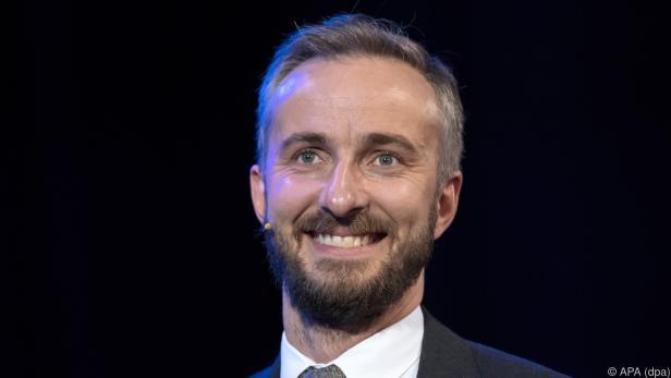 Böhmermann ist offiziell in die SPD aufgenommen worden
