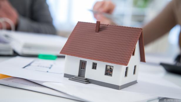 Der Durchschnittspreis eines Einfamilienhauses liegt bei 248.689 Euro