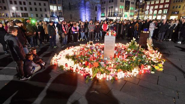 GERMANY-ATTACK-JEWS-MASSACRE