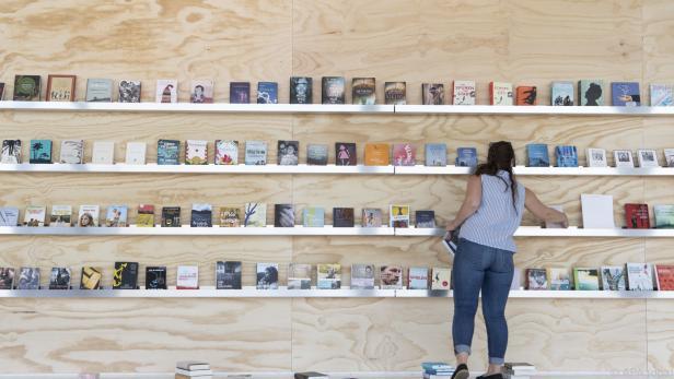 Die Buchmesse startet am Dienstag