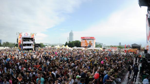 Auch das Donauinselfest ist im Fokus des Rechnungshofes