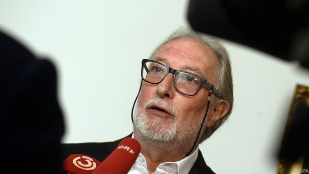 Vorsitzender der Kommission, Walter Pöltner