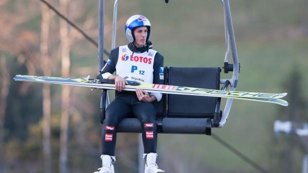 17.11.2018, Wisla, FIS ski jumping World Cu