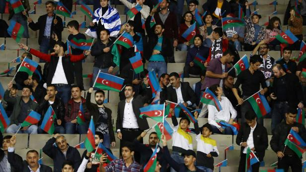 Europa League - Group A - Qarabag v Apoel Nicosia