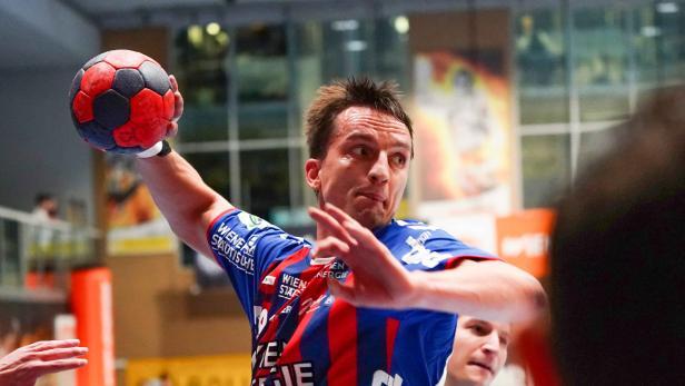 Handball, HC FIVERS WAT Margareten - HSG Baernbach/Koeflach