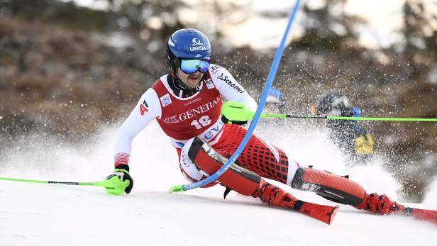 Slalom Heute