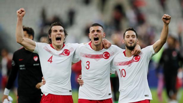 Euro 2020 Qualifier - Group H - France v Turkey