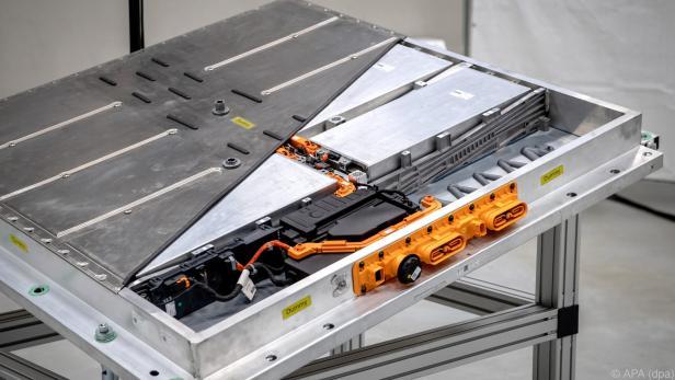 Europäische Unternehmen sollen bei der Batterie-Produktion aufholen