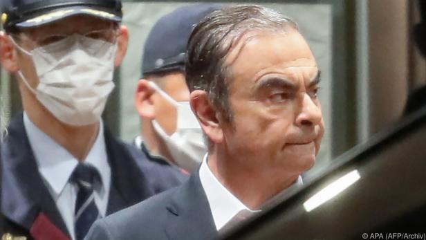 Carlos Ghosn stand unter Hausarrest