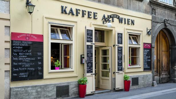 Florian Holzers Restauranttest: Kaffee Alt Wien   kurier.at