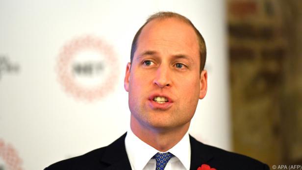 William will auf psychische Gesundheit verweisen