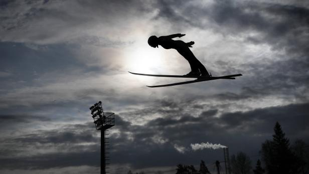 Women's FIS Ski Jumping World Cup in Chaikovsky