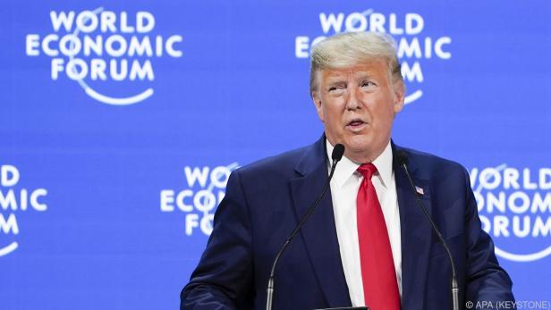 """Trump prognostiziert """"gewaltige"""" Chancen für die US-Wirtschaft"""