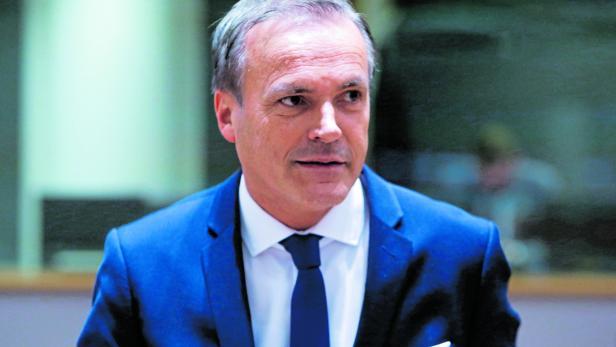 BELGIUM-EU-EUROZONE-FINANCE-MEETING
