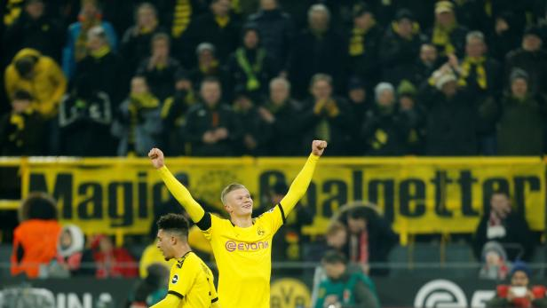 Bundesliga - Borussia Dortmund v FC Cologne