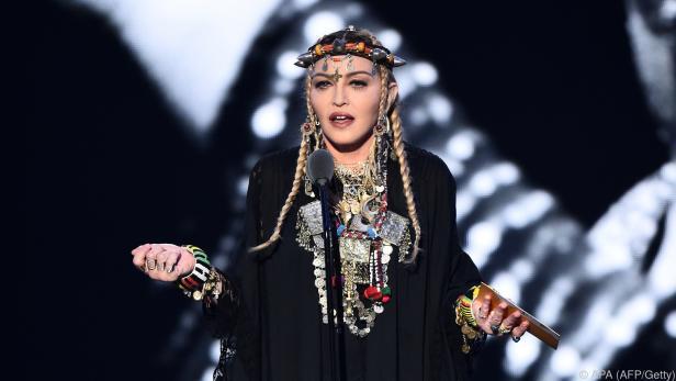 Madonna plante 15 Konzerte im London Palladium