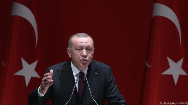 """Erdogan will """"die Dinge selbst in die Hand nehmen"""""""
