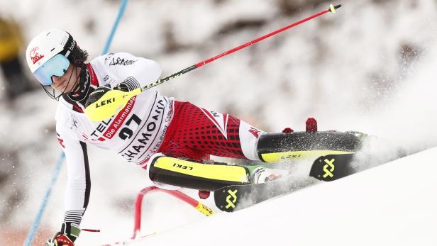 Alpine Skiing World Cup in Chamonix