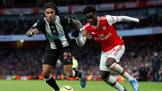 Premier League - Arsenal v Newcastle United