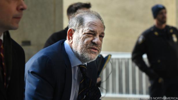 Harvey Weinstein wird bald sein Urteil erfahren