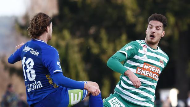 FUSSBALL TIPICO-BUNDESLIGA / GRUNDDURCHGANG: TSV PROLACTAL HARTBERG - SK RAPID WIEN