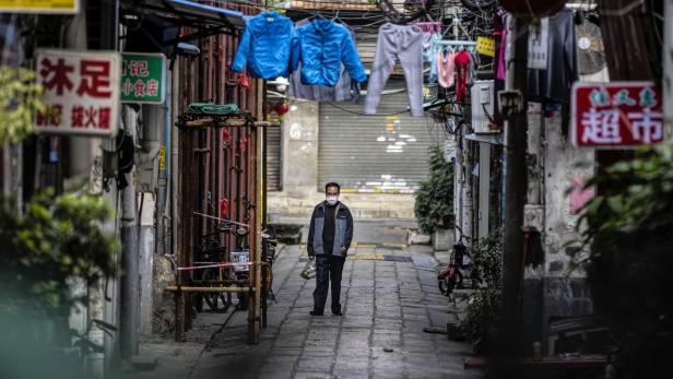 Life amid Covid 19 coronavirus epidemic in China